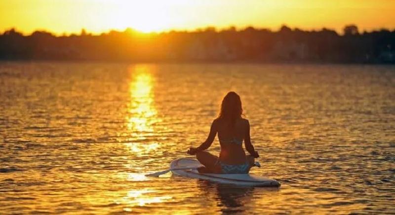 In Brandenburg einen Yoga Urlaub machen